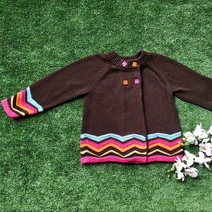 Gymboree Girls Sweater 5T